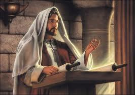 Jezus w synagodze